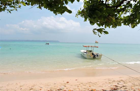 Andaman Lagoons - Popuplar Destination, Place to Visit or Sightseeing - Bharatpur Beach (Snorkeling, Scuba Diving, Jet Ski Ride, Speed Boat Ride, Glass Bottom Boat Ride) at Neil Island in Andaman Islands