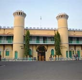 Andaman Lagoons - Popuplar Destination, Place to Visit or Sightseeing - Cellular Jail (Sound and Light Show) at Port Blair in Andaman Islands