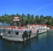 Andaman Lagoons - Popuplar Destination, Place to Visit or Sightseeing - Ross Island at Port Blair in Andaman Islands